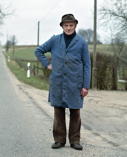 Dalliendorf, aus der Serie Dalliendorf, 1996